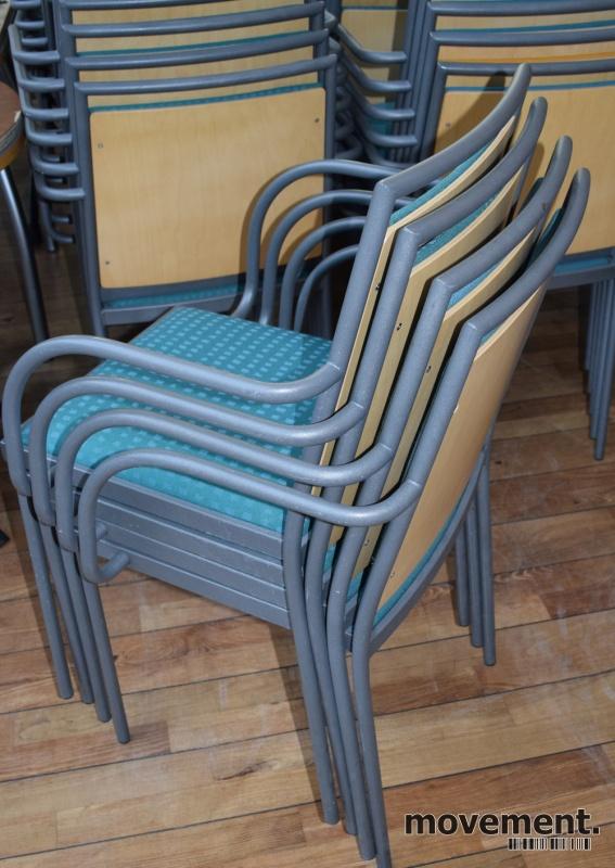 Best pris på Bolia Design Palm Stol Med Armlener (kledd sete