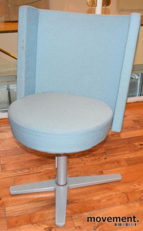 Materia Centrum lounge stol svivel stol besøksstol