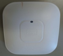 Cisco Aironet, AIR-CAP2602I-E-K9 Aironet 2600 Dual-band 802.11a/g/n Access Point, pent brukt