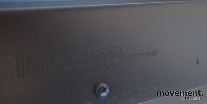 Lekker barkrakk barstol, LaPalma Lem ihvitt satinert