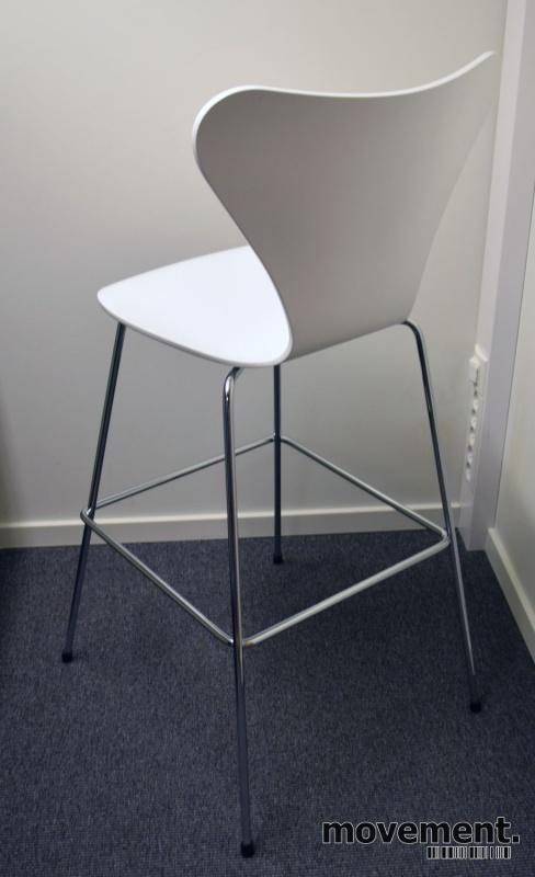 17 stk Zeta design barstol på lager NYE OG BRUKTE