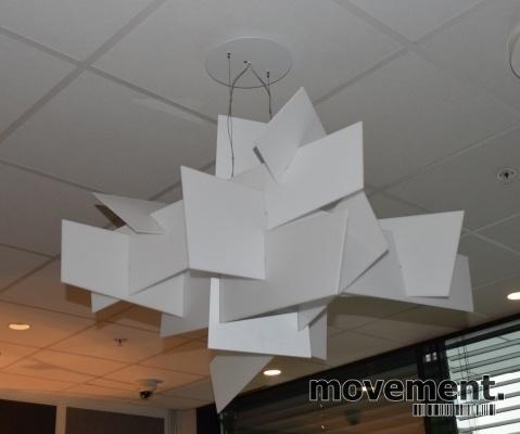 Taklampe Pendellampe fra Foscarini,modell Big Bang, pent brukt